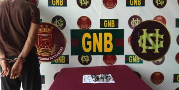 GNB aprehendió a ciudadano por contrabando de medicinas en el estado Bolívar