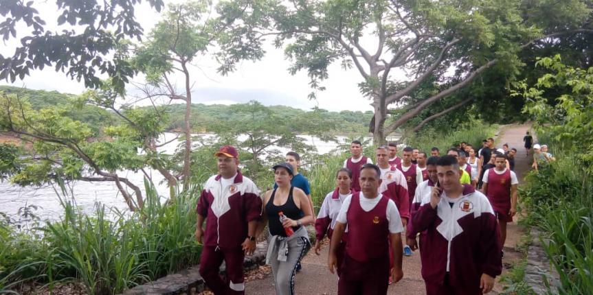 GNB Bolívar continúa cronograma de actividades por 82º aniversario de la GNB