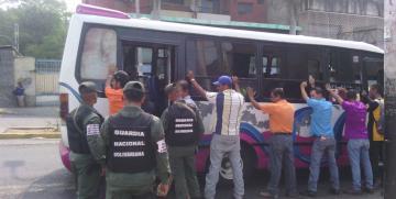 GNB Cojedes detuvo a 2 personas y retuvo 12 motos en despliegue de Seguridad