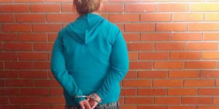 Detenida ciudadana con marihuana en La Pedrera
