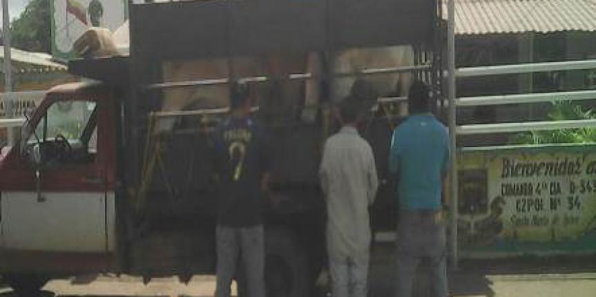 Operativo de Seguridad arrojo resultados positivos en el estado Guárico