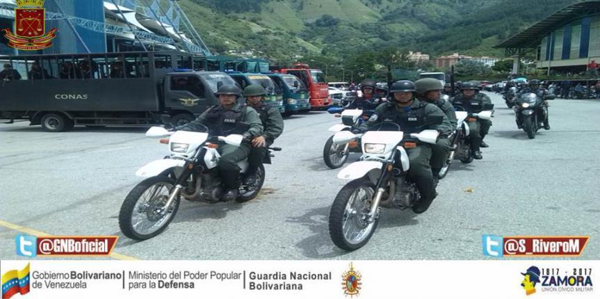 GNB ha incautado Bs 19 millones en defensa del cono monetario en Mérida