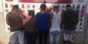 GNB Guárico desmanteló grupo de extorsionadores