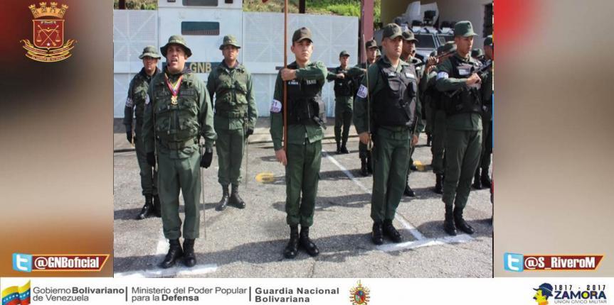 GNB Mérida brinda protección y seguridad vial a turistas en temporada vacacional