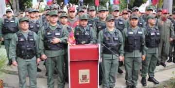 GNB se pronuncia ante los ataques y ofensas opositores contra la institución castrense