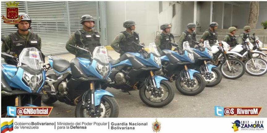 GNB Mérida inició Operativo de Seguridad Navidad Segura 2017
