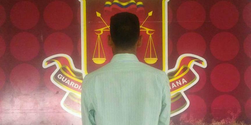 GNB capturó a tres ciudadanos requeridos por tribunales
