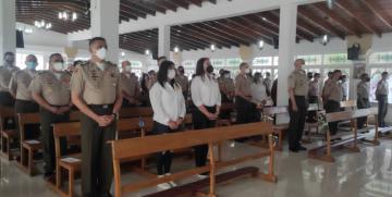 GNB realiza Santa Eucaristía del  Domingo XXI  del  Tiempo Ordinario