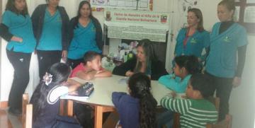 Centro de Atención Integral al Niño de la GNB conmemoró 203 años de la Batalla de la Victoria y Día de la Juventud