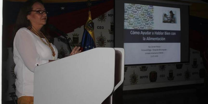 """Cenain realizo Simposio """"Una mirada hacia la inclusión de Niños y Niñas con necesidades Educativas Especiales"""""""