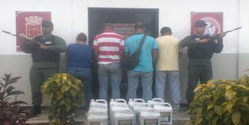"""GNB Cojedes desmantela banda delictiva """"Los Agrícolas"""""""