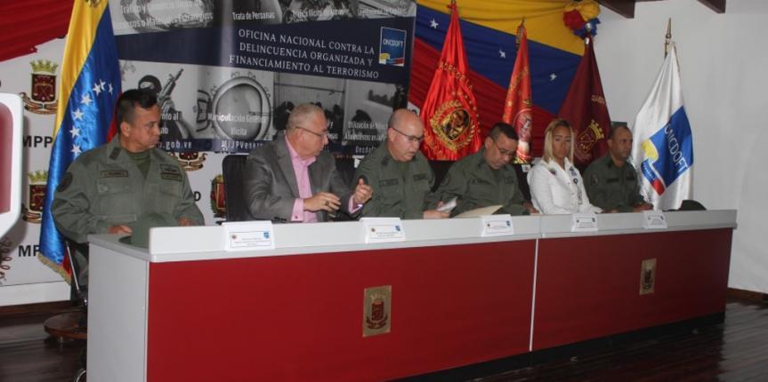 GNB realizó Taller de Legitimación de Capitales y Financiamiento al  Terrorismo