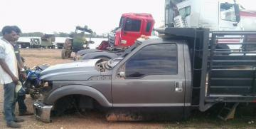 GNB Guárico capturó en flagrancia a dos ciudadanos desvalijando dos vehículos