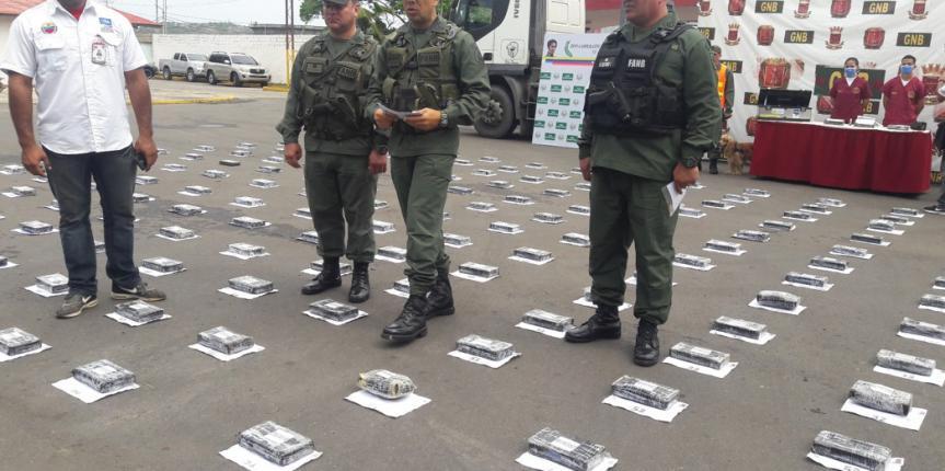GNB da tercer golpe al narcotráfico en menos de 10 días en Anzoátegui