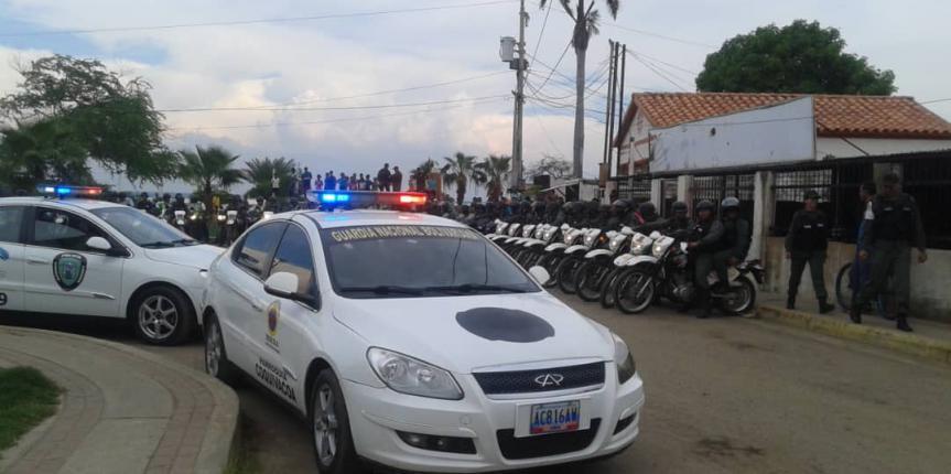 Más de 500 efectivos inician Operativo de Seguridad Especial en Maracaibo