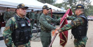 Grupo de Acciones de Comando GNB cuenta con nuevo Comandante