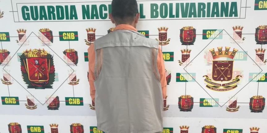 GNB Zulia detuvo a hombre que iba a Aruba con oro oculto en sus zapatos