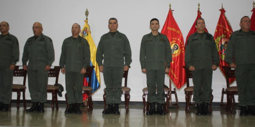 Designado nuevo Viceministro de Servicios para la Defensa e Inspector General de la FANB