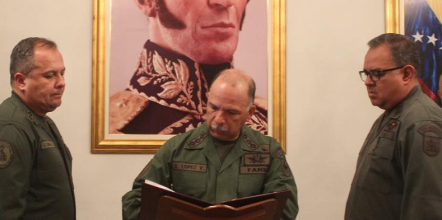 GNB realizó transmisión de mando de los Comandos de Operaciones y Educación