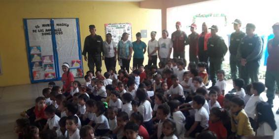GNB Falcón celebró Día Mundial del Ambiente
