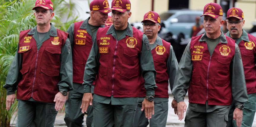 """MG Antonio Benavides Torres """"En la GNB somos pueblo consciente"""""""
