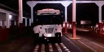 GNB Incautó 50 kilos de marihuana en el aire acondicionado de una Encava en el estado Táchira