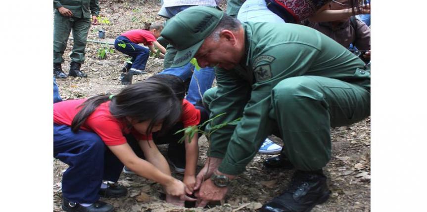 GNB celebró el Día Internacional de la Tierra