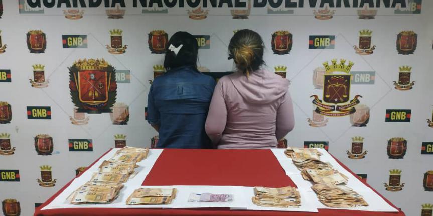 GNB detuvo a 59 ciudadanos por diversos delitos en La Guaira