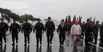 Los Comandos de Zona de la GNB Portuguesa, Cojedes, Guárico y Apure asumen nuevo Comandante