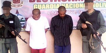 GNB desmantela banda dedicada al robo de caballos en el estado Anzoátegui