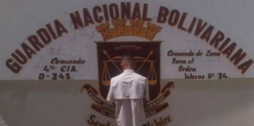 Un hombre requerido por la justicia fue detenido por la GNB en el estado Guárico