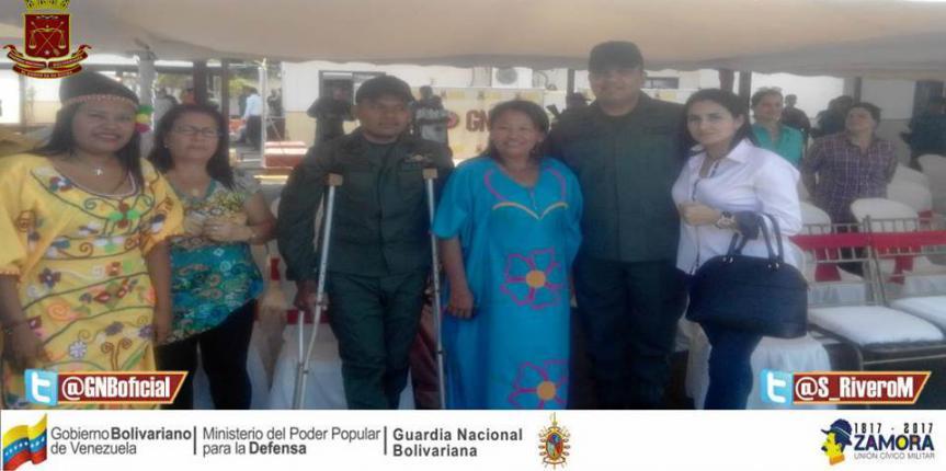 Comandante de la GNB Zulia reconoce a guardias nacionales por su operatividad en procedimientos especiales