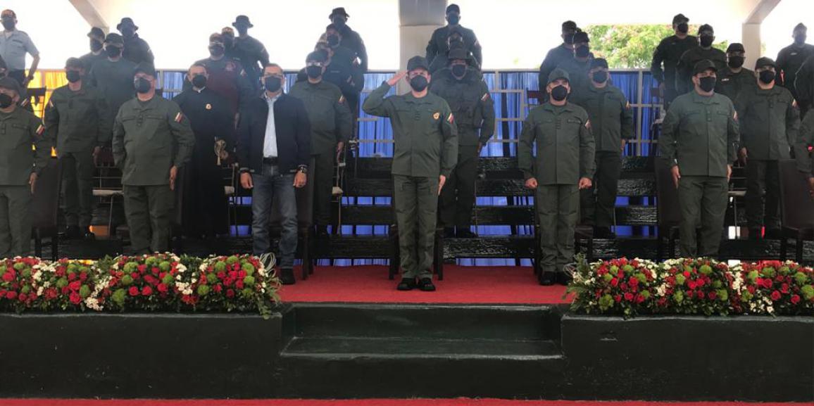 Comandante General de la GNB presidió Acto de Transmisión de Mando de las Unidades Tácticas del Componente