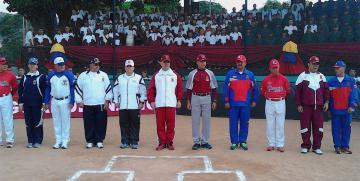 Inaugurado Torneo Deportivo 79 Aniversario de la GNB