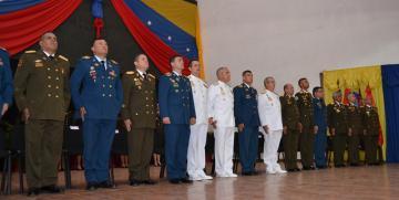 En unión Patriótica ascendieron uniformados de la FANB