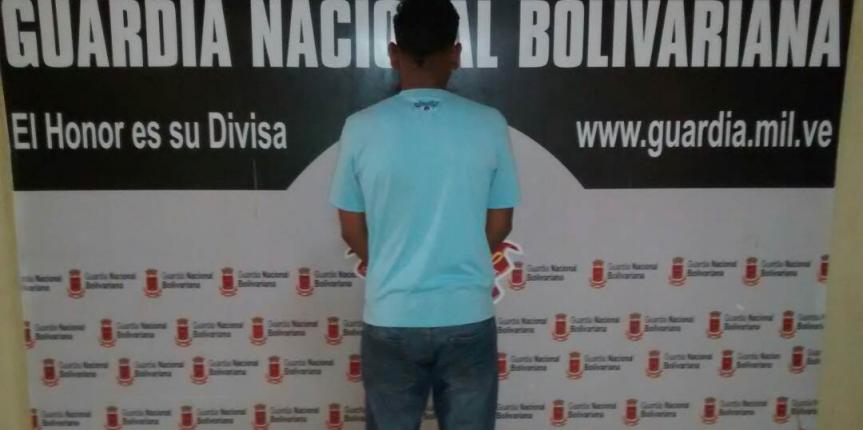 GNB Falcón detuvo un ciudadano solicitado y otro por microtráfico en la región falconiana
