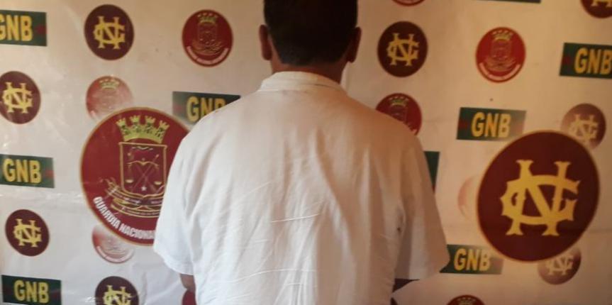 GNB detuvo a ciudadano en Guanta por presunto contrabando del nuevo cono monetario