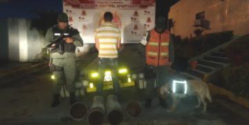 GNB Cojedes retuvo camión utilizado para el tráfico de drogas