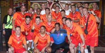 GNB triunfa en torneo final de Fútbol en el Aniversario 79 del Componente
