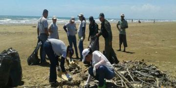 GNB Falcón realiza actividades ambientales para la conservación de la naturaleza