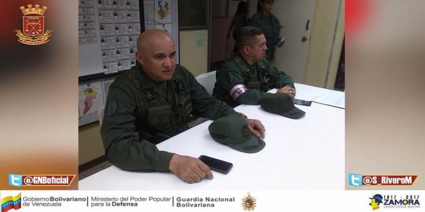 GNB mantiene despliegue de efectivos en Mérida en la temporada vacacional 2017