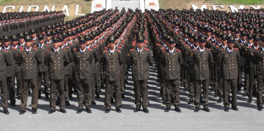 Más de 2 mil Guardias Nacionales se incorporan en las filas de la FANB