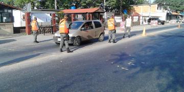 GNB recupera moto solicitada por robo en Tinaquillo