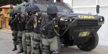 GAES Anzoátegui rescató a ciudadano secuestrado en la población Barbacoa