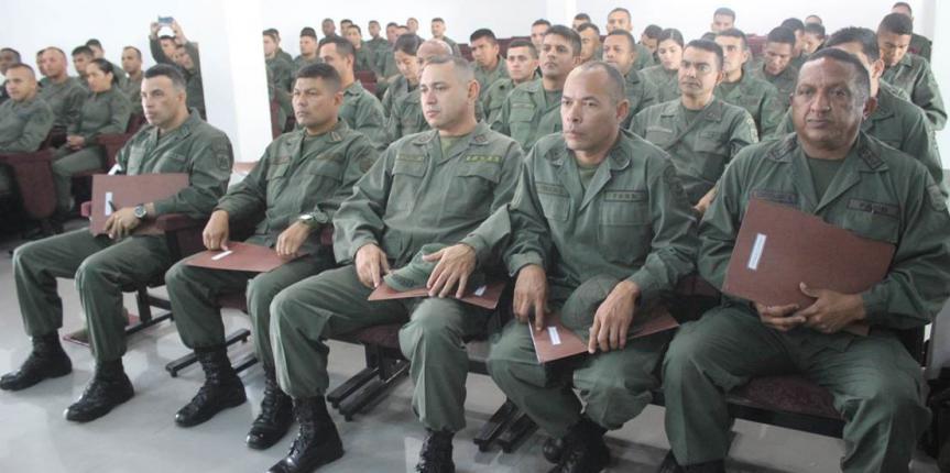 GNB realizó entrega de equipos terminales portátiles a Comandos de Zona y Grandes Unidades del Componente