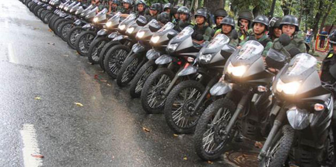 Operativos de la GNB han desmantelado 21 bandas delictivas en el estado Portuguesa