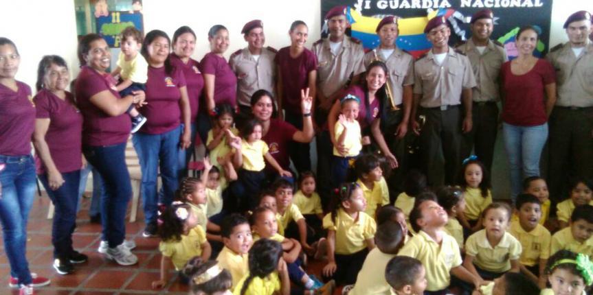 """Plan """"El Guardia Va A La Escuela"""" se desplegó en Anzoátegui"""