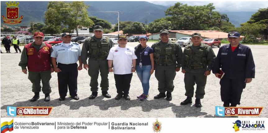 Despliegan operativo de seguridad cívico militar en 4 municipios de la entidad