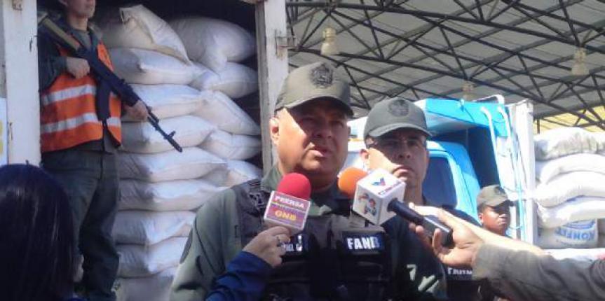 GNB detuvo a ciudadano con 265 unidades de alimentos producto del bachaqueo en el estado Zulia