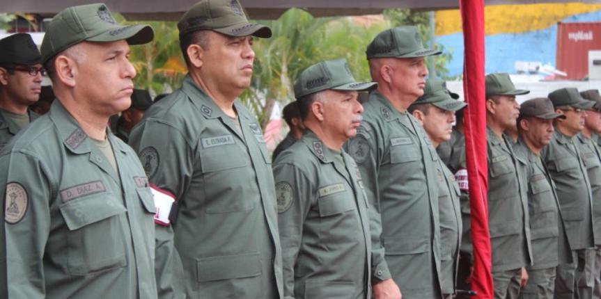 Instalada la Inspectoria General en el Comando de Zona N° 43 en el Distrito Capital